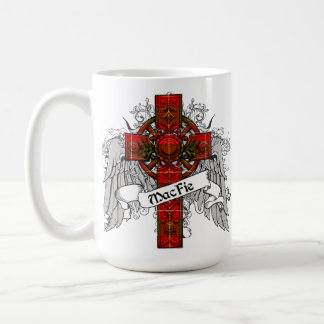 MacFie Tartan Cross Coffee Mug