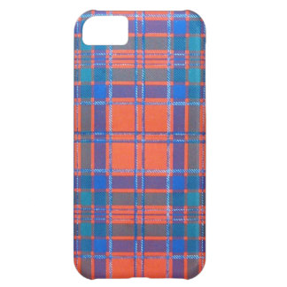 MACGILLIVRAY SCOTTISH FAMILY TARTAN iPhone 5C COVERS