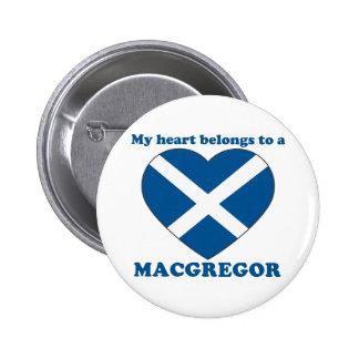Macgregor 2 Inch Round Button