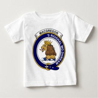 MacGregor Clan Badge Baby T-Shirt