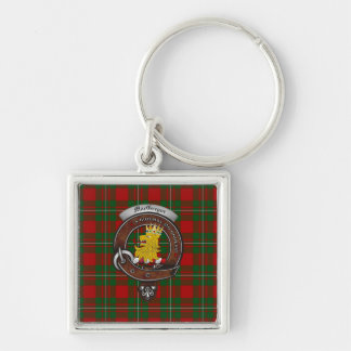 MacGregor Clan Badge Key Ring