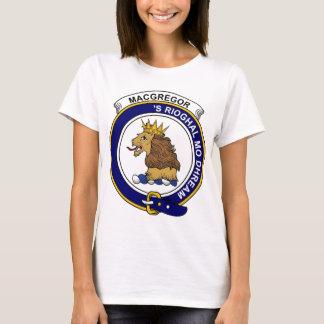 MacGregor Clan Badge T-Shirt