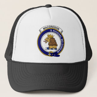 MacGregor Clan Badge Trucker Hat