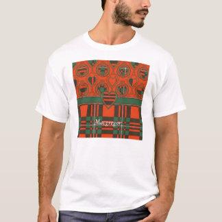 Macgregor clan Plaid Scottish tartan T-Shirt