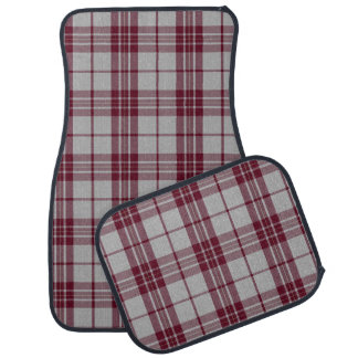 MacGregor Dress Plaid Car Mat Set