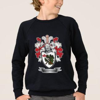 MacGregor Family Crest Coat of Arms Sweatshirt
