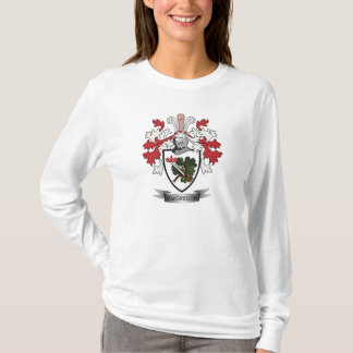 MacGregor Family Crest Coat of Arms T-Shirt