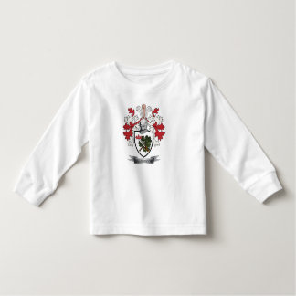 MacGregor Family Crest Coat of Arms Toddler T-shirt