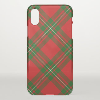 MacGregor iPhone X Case