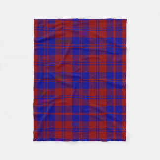 MacGregor of Deeside Fleece Blanket