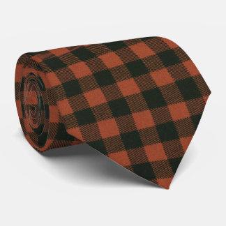 MacGregor Rob Roy Ancient Scottish Tartan Tie