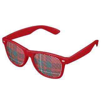 MacGregor Tartan Fun Glasses Red