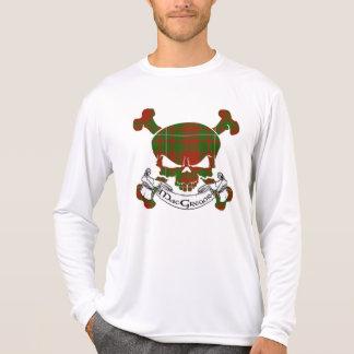 MacGregor Tartan Skull T-Shirt