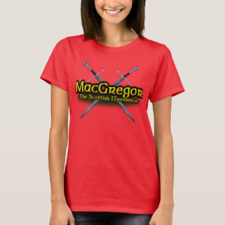 MacGregor The Scottish Experience Clan T-Shirt