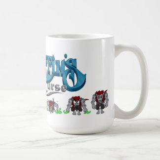 MacGuffin's Curse Transform Mug