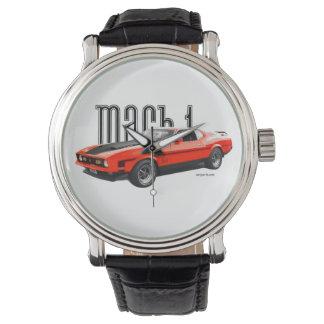 Mach 1 Mustang Watch