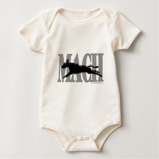MACH Irish Setter Baby Bodysuit