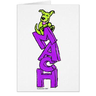 MACH Tower Card