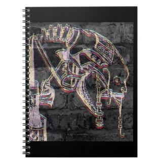 Machine Cult (Graffiti) Notebooks