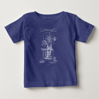 Machine for Pasting Shoes  - Maria Beasley, Invent Baby T-Shirt