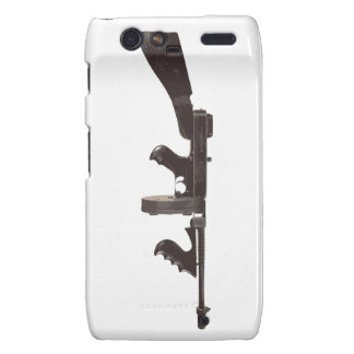 Machine Gun Motorola Droid RAZR Covers