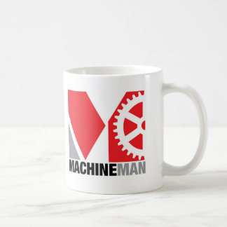 Machine Man Coffee Cup