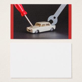 machine repair Business Cards