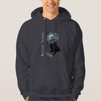 Machine Thinker Hoodie