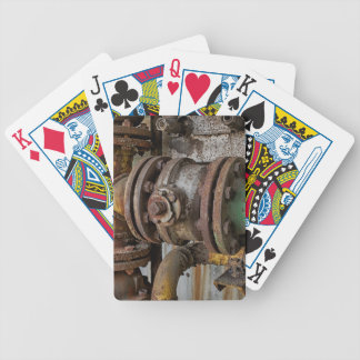 machinery bicycle playing cards