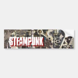 Machines de Steampunk Autocollant De Voiture