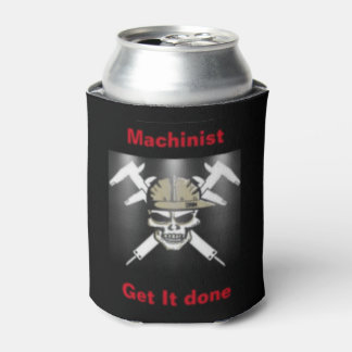 Machinist Can Cooler Coozzie