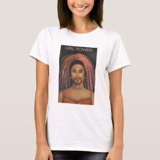 Macho_Man #2/Girl Power! T-Shirt