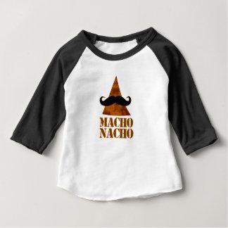 Macho Nacho Baby T-Shirt