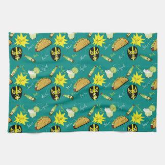 Macho Taco Kitchen Towel