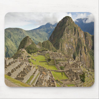 Machu Picchu, inca city in Peru mousepad
