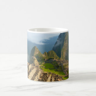 Machu Picchu ruins Magic Mug