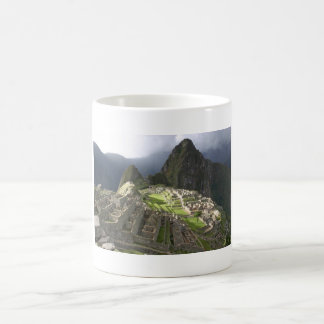 Machu Pichu photo mug