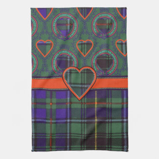 Macinnes Scottish tartan Kitchen Towel