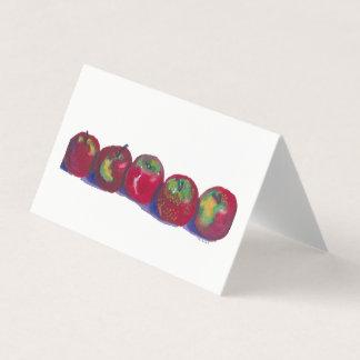 MacIntosh Apples Card