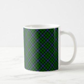 MacIntyre Clan Tartan Scottish Designed Print Coffee Mug