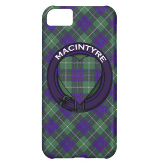 MacIntyre Scottish Tartan Cover For iPhone 5C