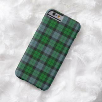 MacKay / McCoy Tartan iPhone 6 case