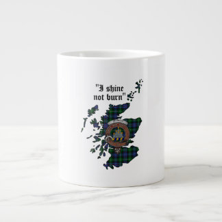 MacKenzie Clan Badge Jumbo Mug