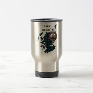 MacKenzie Clan Badge Travel Mug