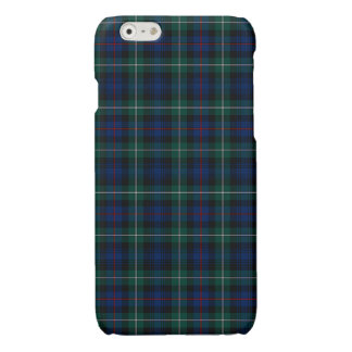 Mackenzie Clan Dark Blue and Green Scottish Tartan