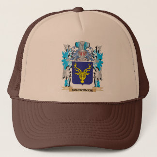 Mackenzie Coat of Arms - Family Crest Trucker Hat
