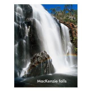 MacKenzie falls Postcard