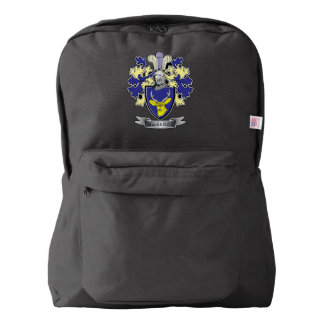 MacKenzie Family Crest Coat of Arms Backpack