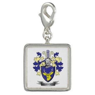 MacKenzie Family Crest Coat of Arms Charm