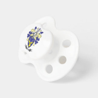 MacKenzie Family Crest Coat of Arms Pacifiers